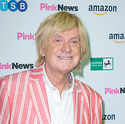 Pink News Awards 2019 <br /> At Church House, London, Great Britain <br /> 16th October 2019 <br /> <br /> Red carpet arrivals at the 2019 Pink News Awards ceremony <br /> Michael Fabricant MP <br /> <br /> <br /> Photograph by Elliott Franks