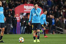 Barcelona v Sevilla - 30 Jan 2019