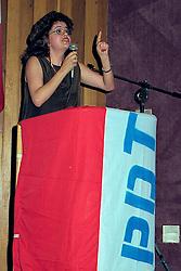 Reunião do diretório do PDT na sede do partido em 26/01/1998 para discutir as eleições. Neste ano o Brizola concorreu a vice do Lula e se iniciou a aproximação com o PT. FOTO: Sérgio Néglia/Preview.com