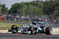 HAMILTON Lewis (Gbr) Mercedes Gp Mgp W05 Action  during the 2014 Formula One World Championship, Grand Prix of Great Britain from july 3 to 6th 2014, in Silvesrtone, United Kingdom. Photo Francois Flamand / DPPI
