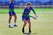 Warriors Training on the Gold Coast
