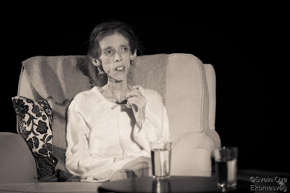 LENE MARIE FOSSEN - NORDIC LIGHT INTERNATIONAL FESTIVAL OF PHOTOGRAPHY, 2017.