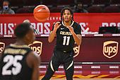 NCAA Basketball-Colorado at Southern California-Dec 31, 2020