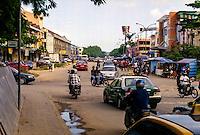 Indonesia, Riau, Batam. Nagoya, traditionally the center of Batam.