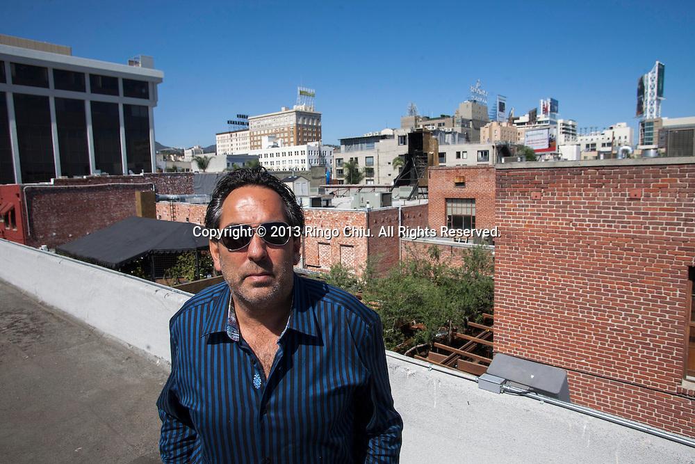 Richard Heyman, hotel developer, owner of Five Chairs Development in Holywood. (Photo by Ringo Chiu/PHOTOFORMULA.com)