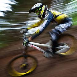 20110611: AUT, Cycling - UCI Mountainbike Downhill World Cup, Leogang