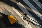 Image of a street scene in San Francisco, California, America west coast by Randy Wells