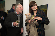 ALAN RANKLE; CHARLOTTE; EVE LALUHE , Alan Rankle and  Suse Stoisser PV.  Art Bermondsey Project Space. London. 12 April 2016