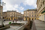 Centrum Kielc<br /> Centre of Kielce