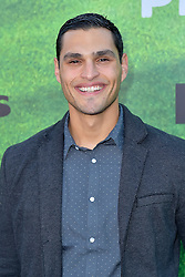 September 13, 2016 - Los Angeles, Kalifornien, USA - Christian Ochoa bei der Premiere der FOX TV-Serie 'Pitch' auf dem West LA Little League Field. Los Angeles, 13.09.2016 (Credit Image: © Future-Image via ZUMA Press)