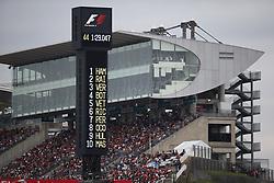 October 7, 2017 - Suzuka, Japan - Motorsports: FIA Formula One World Championship 2017, Grand Prix of Japan, (Credit Image: © Hoch Zwei via ZUMA Wire)