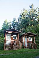 Doe Bay Resort on Orcas Island, Washington.