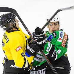 20141203: SLO, Ice Hockey - National Championship 2014/15, HDD Olimpija  vs HK Slavija