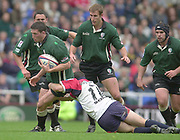 Reading, Berkshire, 10th May 2003,  [Mandatory Credit; Peter Spurrier/Intersport Images], Zurich Premiership Rugby, Declan Danaher