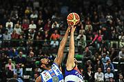 DESCRIZIONE : Campionato 2014/15 Dinamo Banco di Sardegna Sassari - Enel Brindisi<br /> GIOCATORE : Shane Lawal<br /> CATEGORIA : Palla a due<br /> SQUADRA : Dinamo Banco di Sardegna Sassari<br /> EVENTO : LegaBasket Serie A Beko 2014/2015<br /> GARA : Dinamo Banco di Sardegna Sassari - Enel Brindisi<br /> DATA : 27/10/2014<br /> SPORT : Pallacanestro <br /> AUTORE : Agenzia Ciamillo-Castoria / M.Turrini<br /> Galleria : LegaBasket Serie A Beko 2014/2015<br /> Fotonotizia : Campionato 2014/15 Dinamo Banco di Sardegna Sassari - Enel Brindisi<br /> Predefinita :