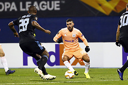 December 13, 2018 - Zagreb, Croatia - ZAGREB, CROATIA - DECEMBER 13 :Zakaria Bakkali midfielder of Anderlecht   pictured during the Europa League Group Stage - Group D match between Dinamo Zagreb and Rsc Anderlecht on december 13, 2018 in Zagreb, Croatia, 13/12/2018 (Credit Image: © Panoramic via ZUMA Press)