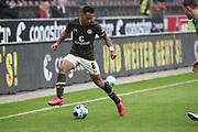 Fussball: 2. Bundesliga, FC St. Pauli - 1. FC Heidenheim, Hamburg, 27.09.2020<br /> Rodrigo Zalazar (Pauli)<br /> © Torsten Helmke