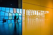 Reykjavík , Iceland, 6 apr 2019, Harpa is a concert hall and conference centre in Reykjavík