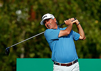 Golf - 2019 Senior Open Championship at Royal Lytham & St Annes - First Round <br /> <br /> Fred Couples (USA) hits his drive on the 2nd hole.<br /> <br /> COLORSPORT/ALAN MARTIN
