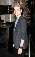 Elyar Fox, Exhibition of exclusive photographs of Kate Moss at The Savoy, London UK, 30 January 2014, Photo by Richard Goldschmidt