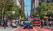 San Francisco, California, USA. 1st May, 2017.   Shelly Rivoli/Alamy Live News