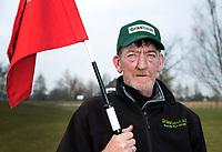 ALKMAAR - greenkeepers Sluispolder.  Hans Muis. COPYRIGHT KOEN SUYK