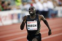 Friidrett , 9. juni 2011 , Diamond League , Bislett Games<br /> <br /> Paul Koech , KEN 3000 m hinder