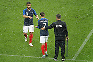 Nabil FEKIR (FRA) replaced by Antoine GRIEZMANN (FRA) during the FIFA Friendly Game football match between France and Republic of Ireland on May 28, 2018 at Stade de France in Saint-Denis near Paris, France - Photo Stephane Allaman / ProSportsImages / DPPI