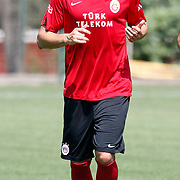 Galatasaray's Tomas UJFALUSI during their training at the Jupp Derwall training center, Saturday, July 16 2011. Photo by TURKPIX