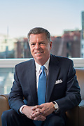 CEO Portrait done for an Annual Report Photographer Washington DC
