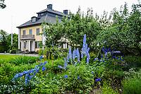 Sweden, Värmland, Sunne. Mårbacka is a mansion in Sunne Municipality. Author Selma Lagerlöf was born and raised at Mårbacka.