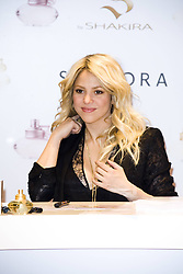 Singer Shakira during the 'S By Shakira' Perfume Launch at Sephora Champs-Elysees, Paris, France, March 27, 2013. Photo by Imago / i-Images...UK ONLY.