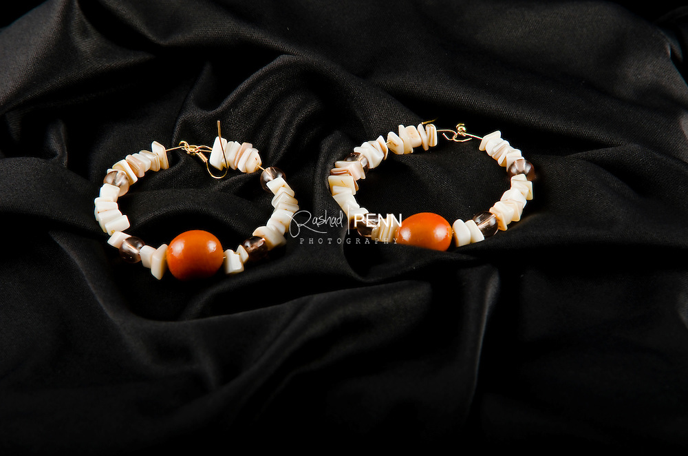 Bahamas product Photography  Autumn Crop Authentically Bahamian Jewlery. Necklaces, earings, bracelets and rings made from natures bounty.