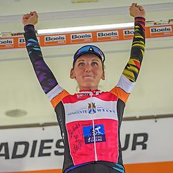 01-09-2017: Wielrennen: Boels Ladies Tour: Weert<br /> Lisa Brennauer wins stage 4 at Weert