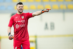 Ajdin Mulalic od Domzale during football match between NK Domzale and NK Celje in 16th Round of Prva liga Telekom Slovenije 2018/19, on November 11, 2018 in Sportni Park, Domzale, Slovenia. Photo by Vid Ponikvar / Sportida