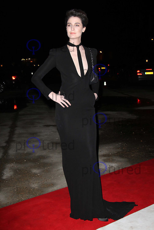 Erin O'Connor Grey Goose Character & Cocktails The Elton John AIDS Foundation Winter Ball, Maison de Mode, London, UK, 30 October 2010: For piQtured Sales contact: Ian@Piqtured.com +44(0)791 626 2580 (picture by Richard Goldschmidt)