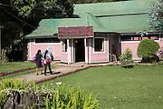 Public Library building, Nuwara Eliya, Sri Lanka, Asia