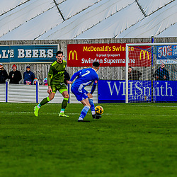 Swindon Supermarine hosts Carshalton athletic Fc in the FA Trophy cup game