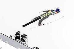 February 8, 2019 - Lahti, Finland - Johannes Lamparter competes during Nordic Combined, PCR/Qualification at Lahti Ski Games in Lahti, Finland on 8 February 2019. (Credit Image: © Antti Yrjonen/NurPhoto via ZUMA Press)