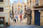 Straatbeeld Tarragona - Street scenes Tarragona