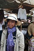 Market Girl Banteay Srie Angkor Cambodia