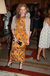 KELLY HOPPEN at a party to celebrate the opening of The Bar at The Dorchester, Park Lane, London on 27th June 2006.<br /><br />NON EXCLUSIVE - WORLD RIGHTS