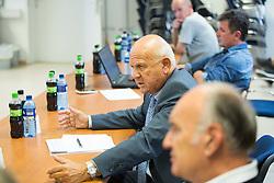 Janez Kocijancic during meeting of Executive Committee of Ski Association of Slovenia (SZS) on September 22, 2015 in SZS, Ljubljana, Slovenia. Photo by Vid Ponikvar / Sportida