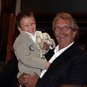NLD/Amsterdam/20080901 - Premiere film Bikkel over het leven van Bart de Graaff, vader Fred de Graaff en kleinzoon Bikkel