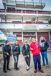 Casa da Juventude - Território da Paz.  FOTO: André Feltes/ Agência Preview