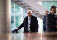 DEU, Deutschland, Germany, Berlin, 15.01.2018: Paul Victor Podolay (MdB, Alternative für Deutschland, AfD) vor Beginn der Fraktionssitzung der AfD-Fraktion im Deutschen Bundestag.