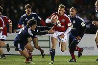Rugby Union - 2012 Rugby Legends Match - British & Irish Legends vs. French Legends.Jamie Noon at Twickenham Stoop, London