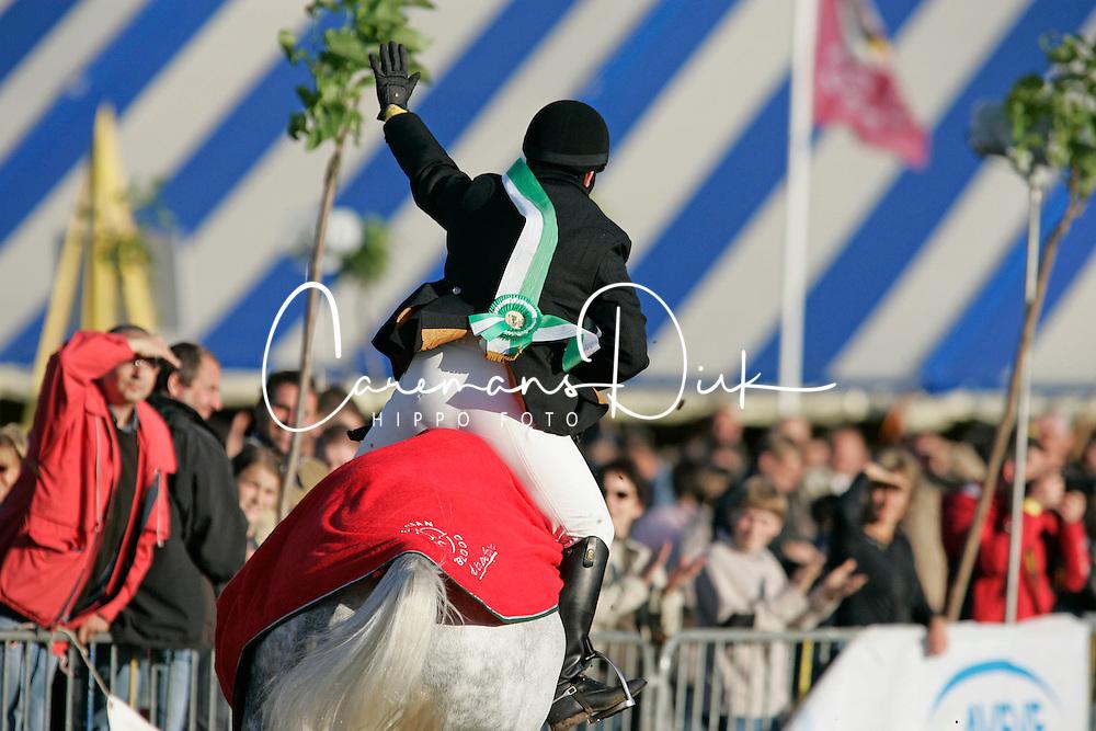 Lauwers Linda, (BEL), Quidit<br /> Nationaal Tornooi Geel 2005<br /> © Dirk Caremans