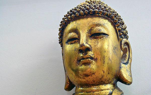 Nederland, Grave, 10-9-2011Beeldje van Boedha in een antiekwinkel.Foto: Flip Franssen/Hollandse Hoogte