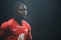 Fotball , Eliteserien<br /> 24.08.2020 , 20200824<br /> Stabæk - Brann <br /> Gilbert Koomson, Brann<br /> Foto: Sjur Stølen / Digitalsport